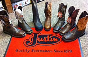 Work Boots | Tener's Western Outfitters | Shawnee, OK | (405) 275-8010