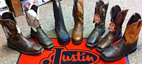 Tener's Western Outfitters | Shawnee,OK | Work Boots